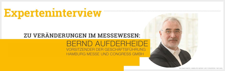 Experteninterview Bernd Aufderheide