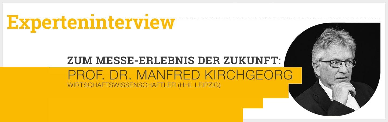 Experteninterview Prof. Dr. Kirchgeorg