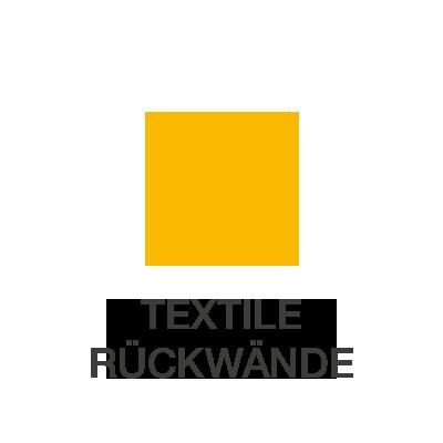 Textile Rückwände