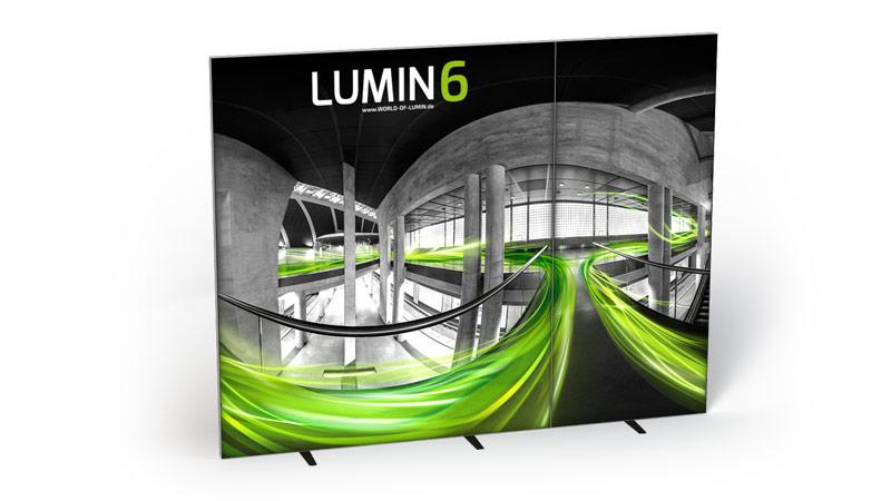 LUMIN6 Variante Rahmen 2m und 1m