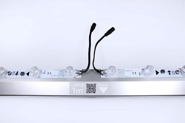 Lumin6 Rahmen Detail