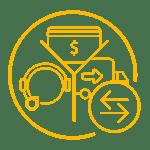 Vergleichbare Liefer-Service und Zahlungsbedingungen