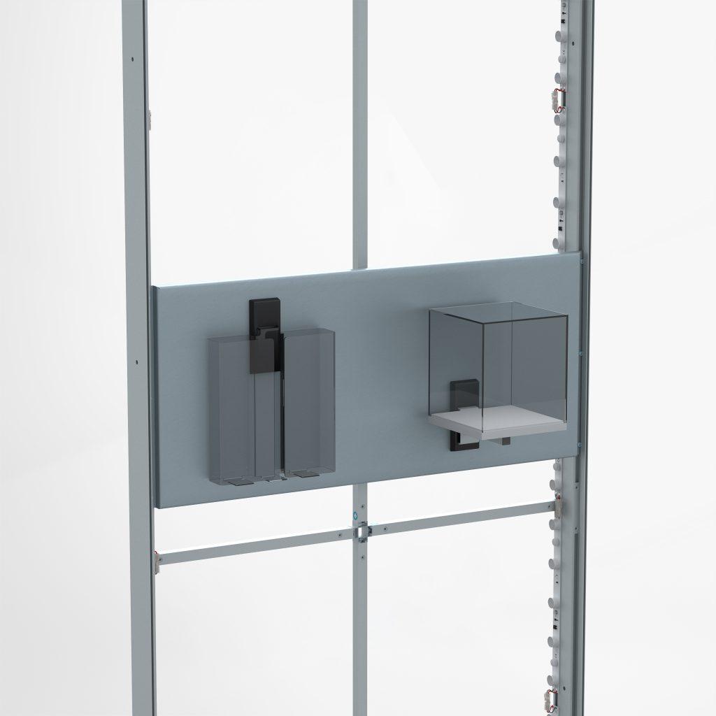 LUMIN8 Magnetplatte