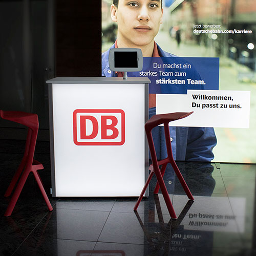 LUMIN Theke Deutsche Bahn