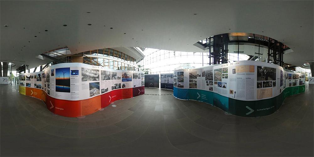 EXPOmove 70 Jahre NRW Ausstellung Düsseldorf