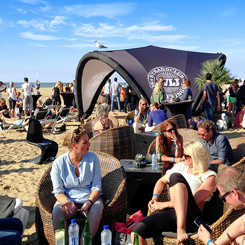 Aufblasbare Zelte Signus One Event