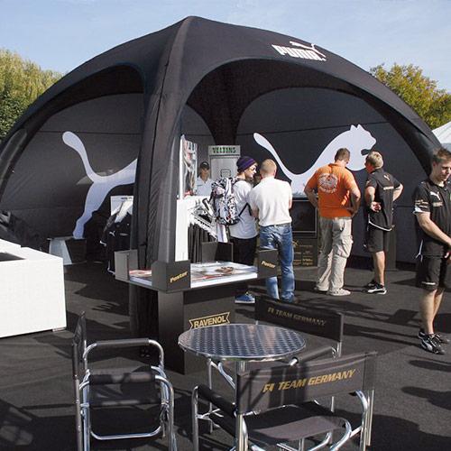 Aufblasbare Zelte X-Gloo Puma
