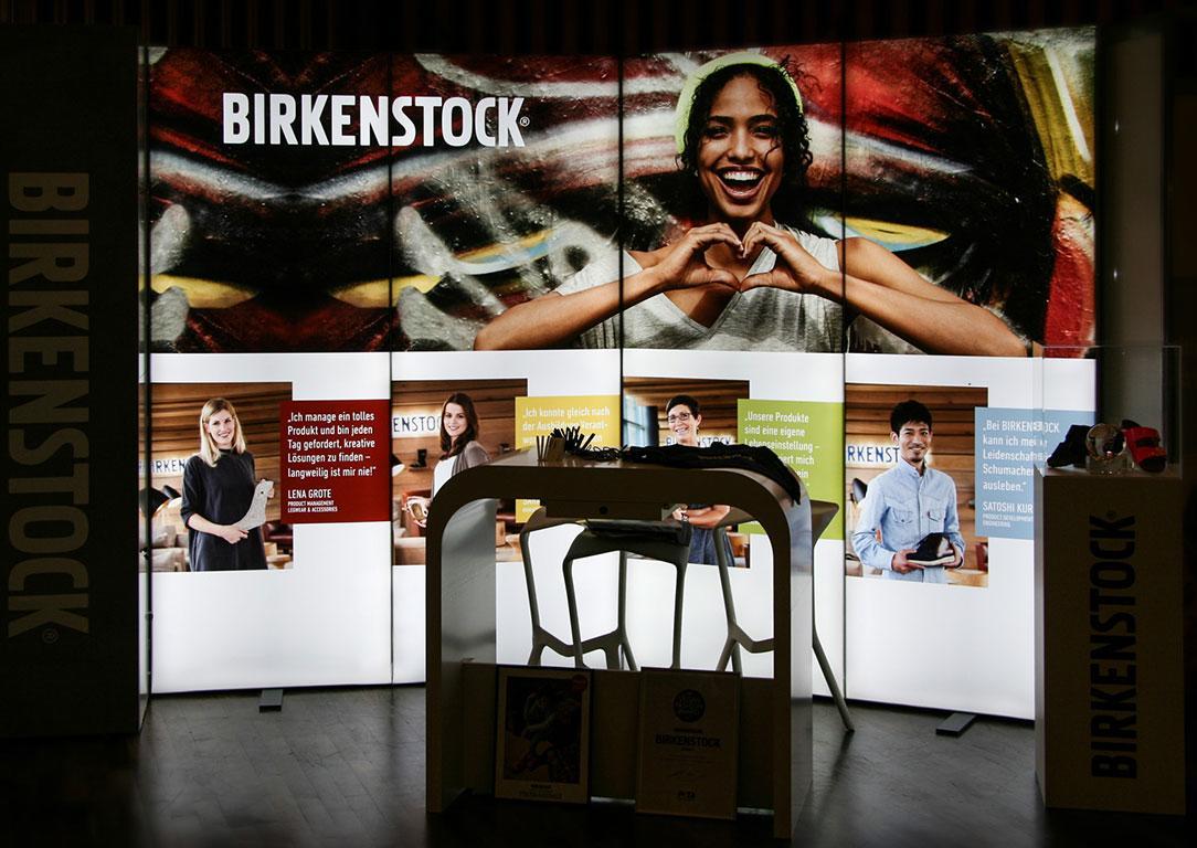LUMIN8 Birkenstock