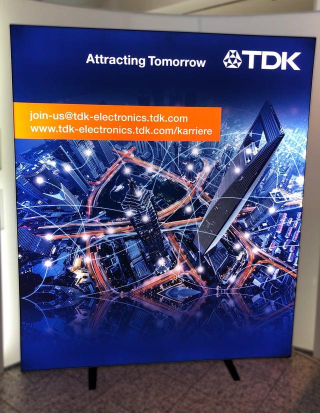 TDK-Electronics Stand
