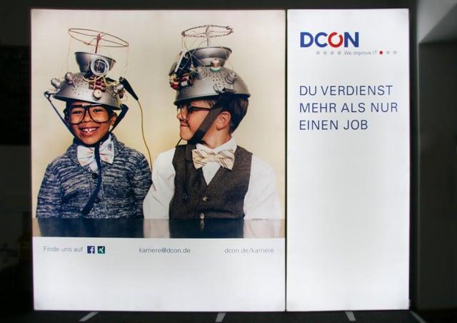 DCON Messewand