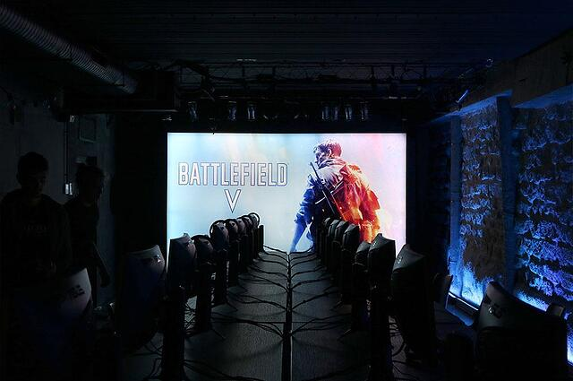 EA Producer Tour Battlefield V 2018
