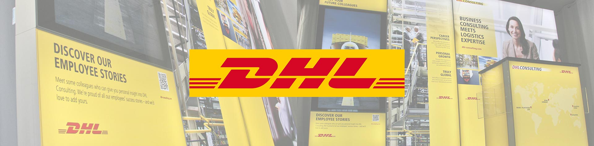 Case Study DHL Header