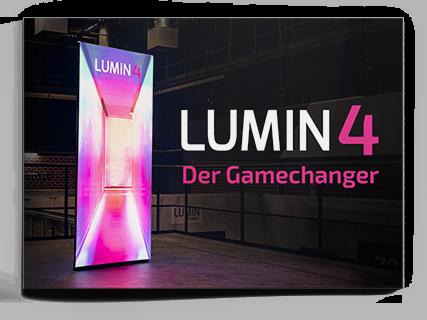 LUMIN4 Flyer