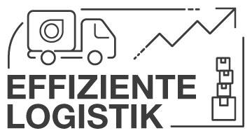 Effiziente Logistik ermöglicht eine schnelle Reaktion