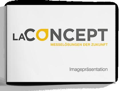 Imagebroschüre LA CONCEPT