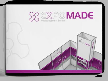 Produktbroschüre EXPOMADE