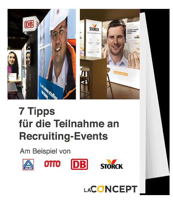 Mit diesen 7 Tipps für Recruiting-Events die richtigen Bewerber ansprechen!