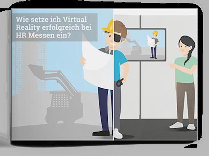 Wie setze ich Virtual Reality erfolgreich bei HR Messen ein?