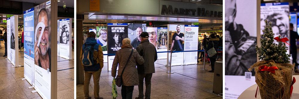 Aidshilfe Beitragsbild Ausstellung