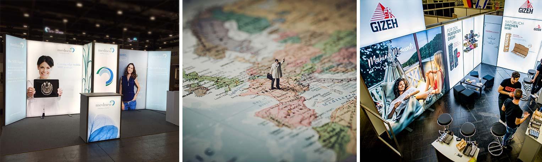 Expertentipps für Messeauftritte im Ausland