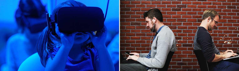 Generation Digital: Darum passen sich Aussteller auf Messen nicht an