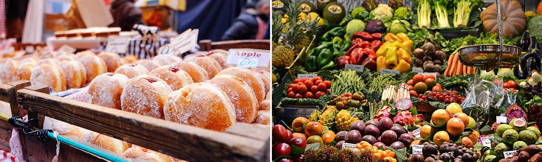 Die 5 größten Lebensmittelmessen in Deutschland