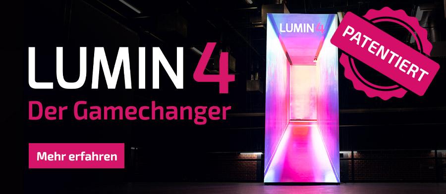 LUMIN4 - Der Gamechanger (patentiert)