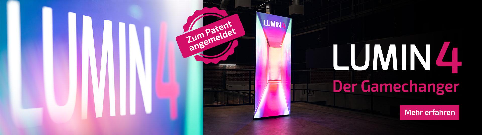LUMIN4 - Der Gamechanger