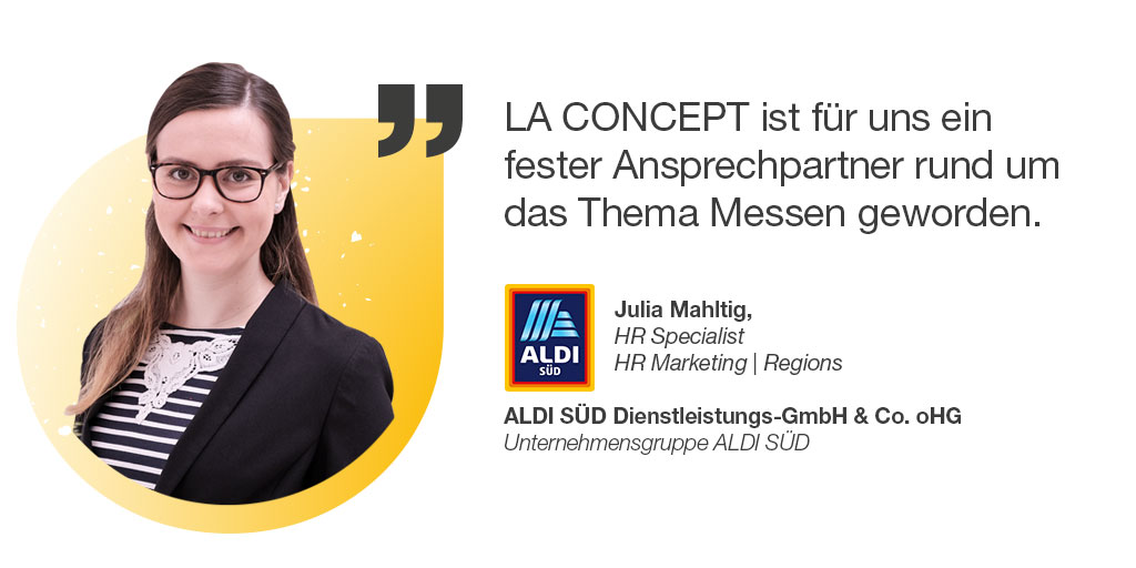 O-Ton Julia Mahltig ALDI Süd