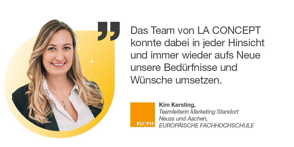 O-Ton Kim Kersting EU FH