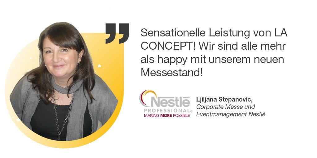 O-Ton Ljiliana Stepanovic Nestle Professional